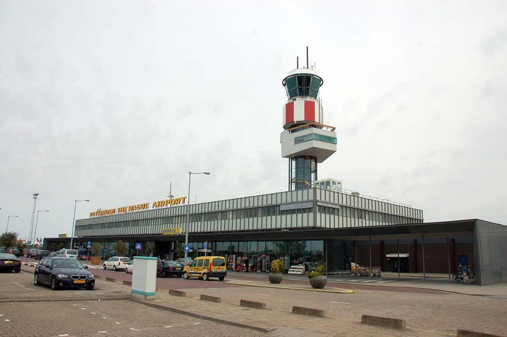 Taxi Rotterdam Airport
